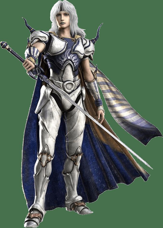 Redeemed Knight