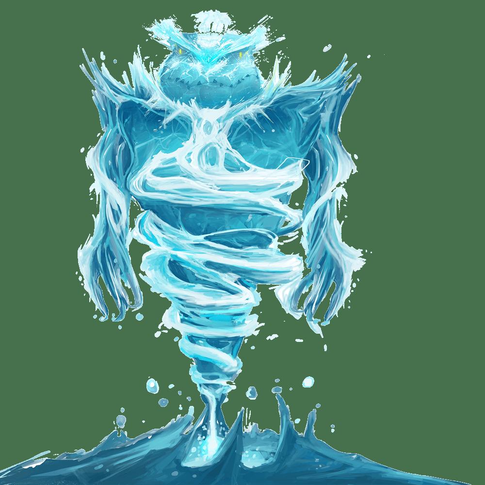 Elder Water Elemental