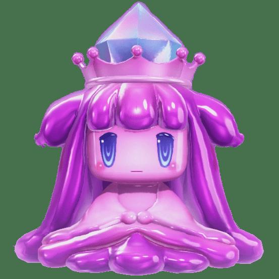 Large Flan Princess
