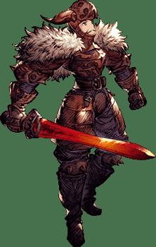Gaffgarion - Iconic Dark Knight