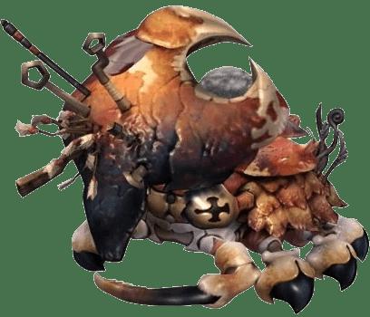Summoned Creature: Giant Crab