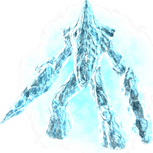 Medium Ice Elemental