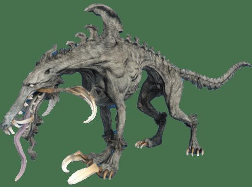 Summoned Creature: Sabertusk