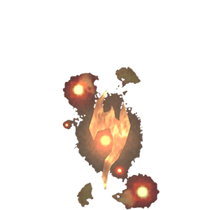 Minor Fire Elemental