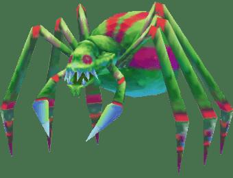 Summoned Creature: Tarantula