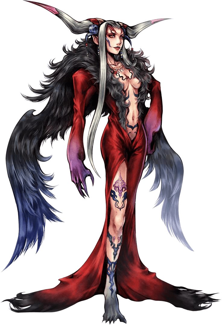 Ultimecia - Iconic Time Mage