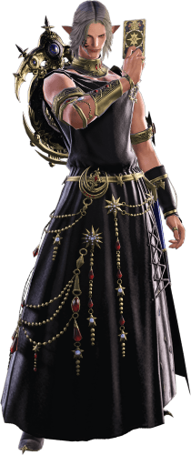 Urianger - Iconic Astrologian