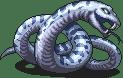 Summoned Creature: Albino Snake