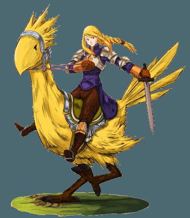 Chocobo Knight – FFd20