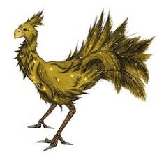 Gold Chocobo